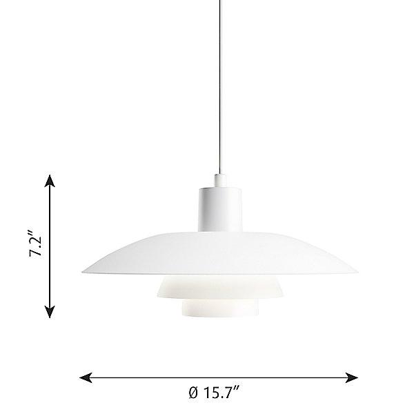 PH 4/3 Pendant Light