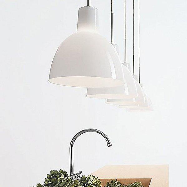 Toldbod Glass Pendant Light
