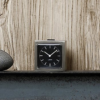 Shown in Stainless Steel with Black
