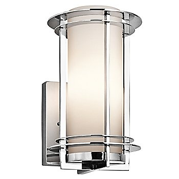 Shown in Polished Stainless Steel finish, Small size