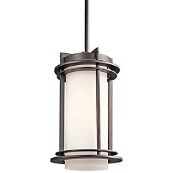Pacific Edge 1 Light Outdoor Pendant Light