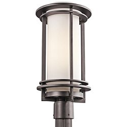 Pacific Edge 1 Light Outdoor Post Light