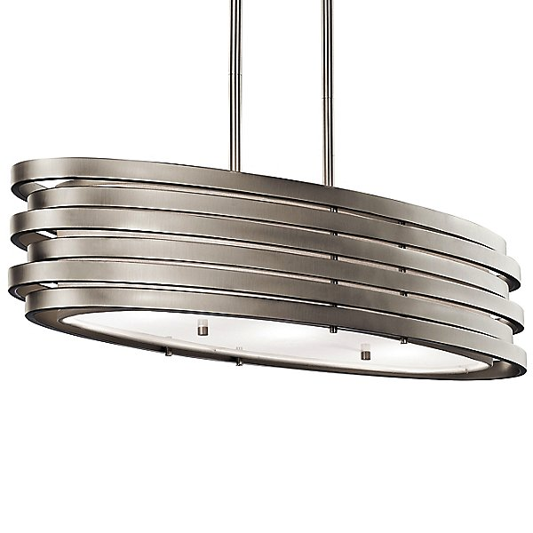 Roswell Oval Linear Suspension