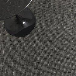 Basketweave Floor Mat (Carbon/23 In x 36 In)-OPEN BOX RETURN
