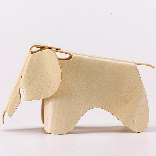 Miniature Plywood Elephant