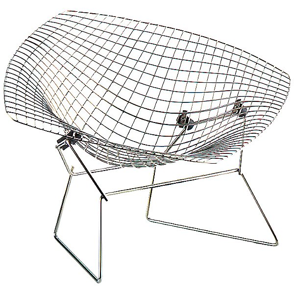 Miniature Diamond Chair