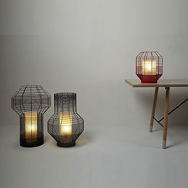 Mesh Extra Large Table Lamp