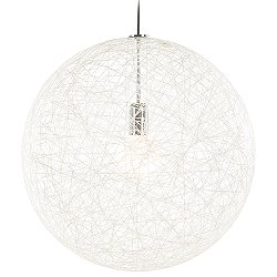 Random Pendant Light (White/Small/Incandescent) - OPEN BOX RETURN