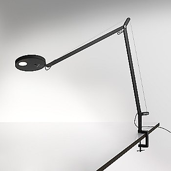 Shown lit in Grey Anthracite, Table Clamp