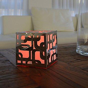 Kalis Mood LED Cube / in use