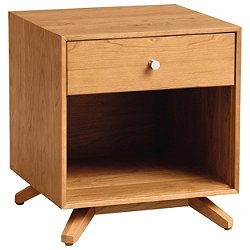 Astrid One-Drawer Nightstand