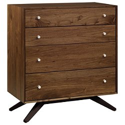 Astrid Four-Drawer Dresser