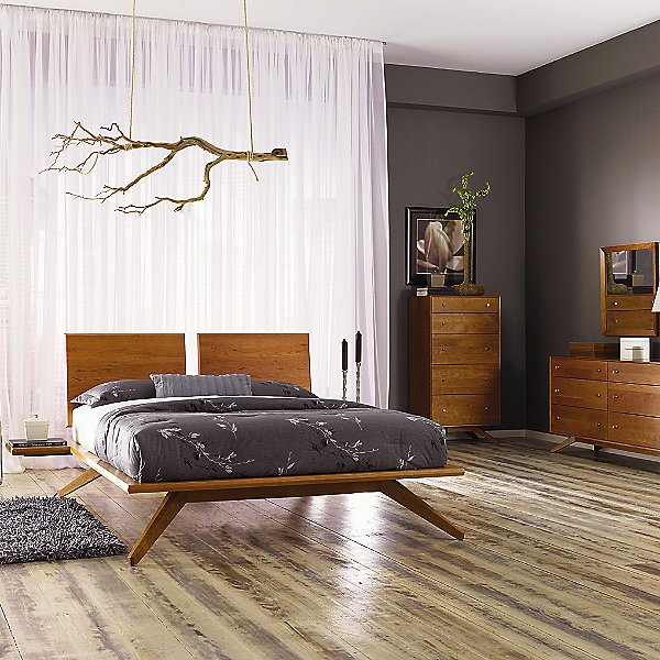 Astrid Five-Drawer Dresser