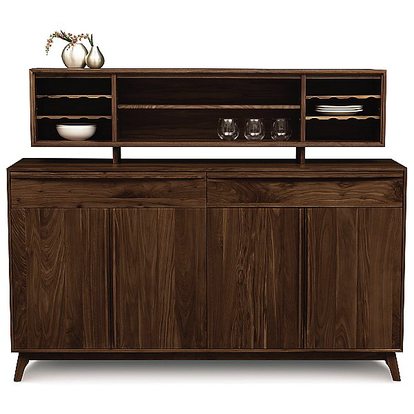 Optional Hutch for Catalina Buffets