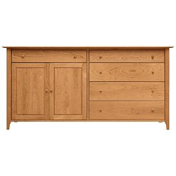 Sarah 5-Drawer/2-Door Buffet