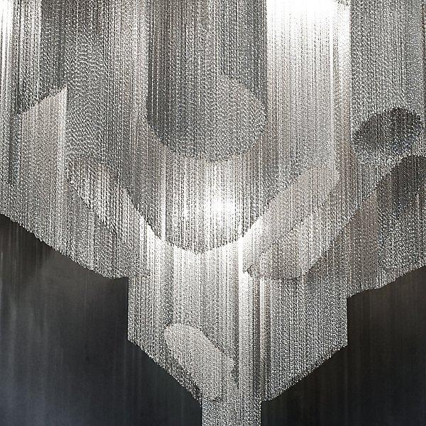 Stream Ceiling Light
