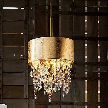 Shown in Gold Foil