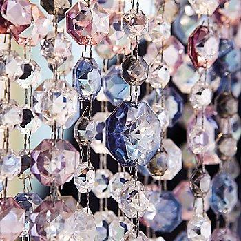 Glass detail for Matte White finish