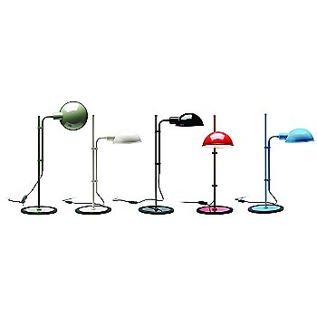 Funiculi Table Lamp, collection