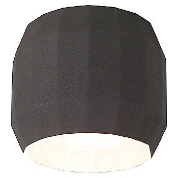 Black with White finish