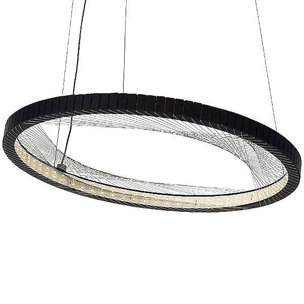 Interlace Suspension Light