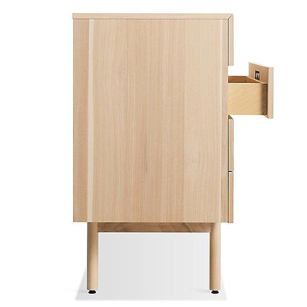 Shale 4 Drawer/2 Door Credenza