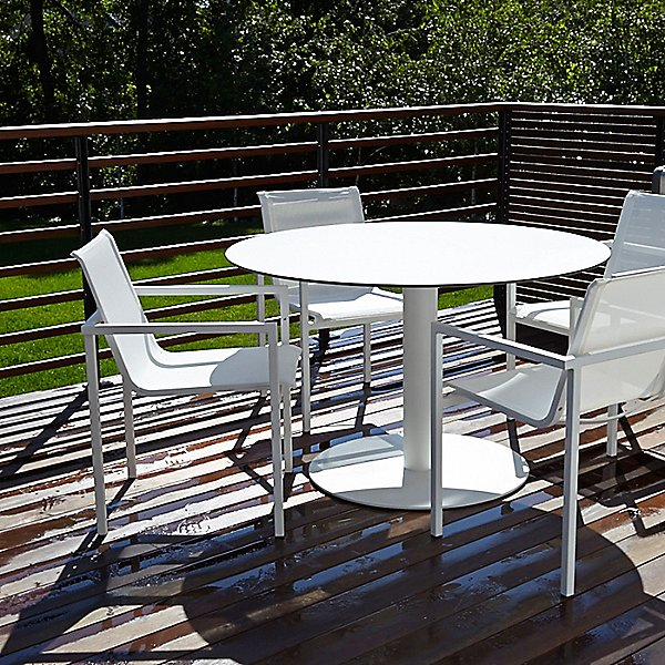 Skiff Outdoor Stacking Chair