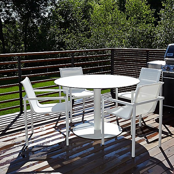 Skiff Outdoor Cafe Table