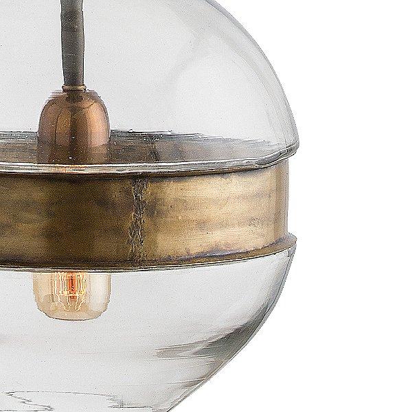 Garrison Round Pendant