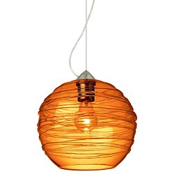 Wave 10 One Light Pendant