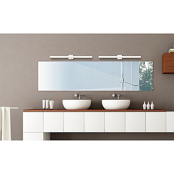 Sq LED Bath Bar