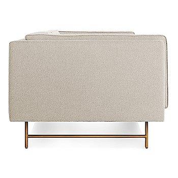 Sanford Linen color / Brass finish