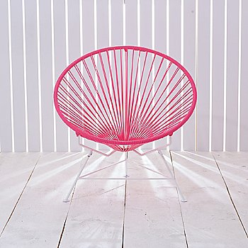 Pink / White frame