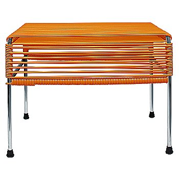 Orange / Chrome frame