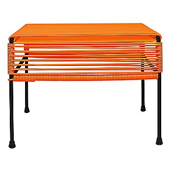 Orange / Black frame