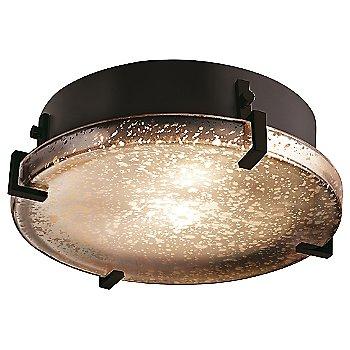 Dark Bronze finish / Mercury shade / Small size