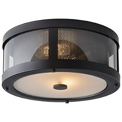 Bluffton Flush Mount Ceiling Light