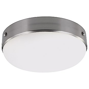 Small size / Brushed Steel finish