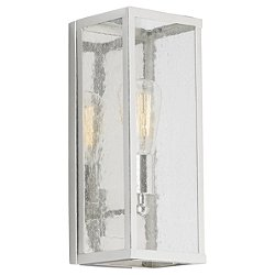 Harrow Nickel Wall Sconce