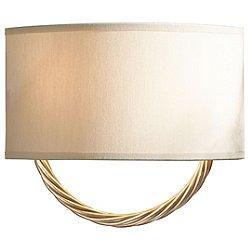 Cavo Vintage Platinum 1 Light Wall Sconce