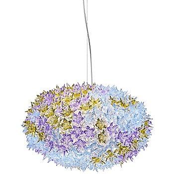 Transparent Lavender / Medium size