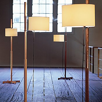 A grouping of TMM Floor Lamps