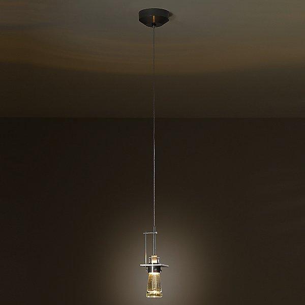 Erlenmeyer Aluminum Mini Pendant Light