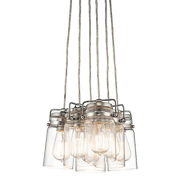 Brinley 6 Light Pendant Light