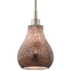 Crystal Ball Mini Pendant Light