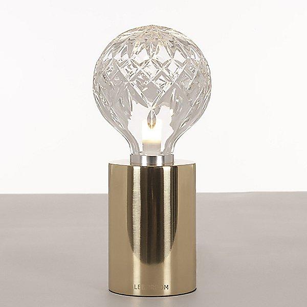 Crystal LED Table Lamp