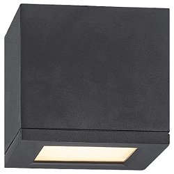 Rubix 5 Inch Indoor Outdoor Flush Mount Ceiling Light