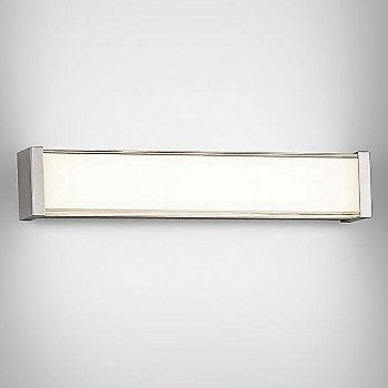 Brushed Nickel finish / Small size