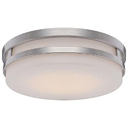 Vie dweLED Flush Mount Ceiling Light