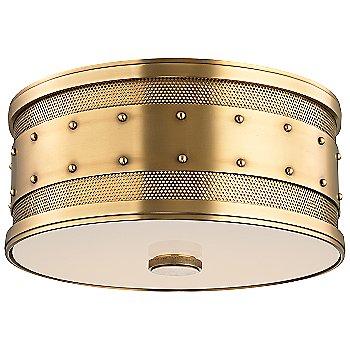 Aged Brass finish / Small size
